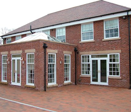 Conservatories & French Doors